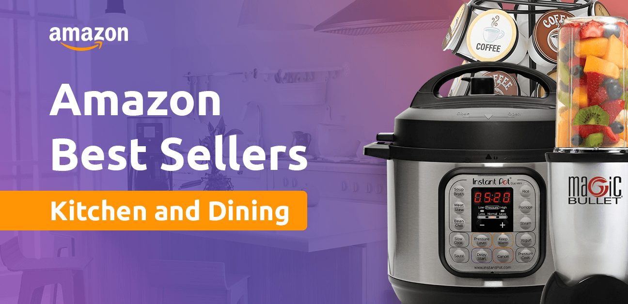 Amazon best sellers kitchen and dining category