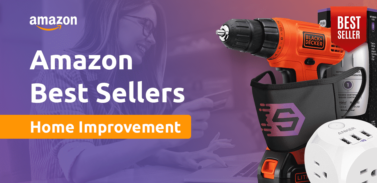 amazon best sellers home improvement may 2020