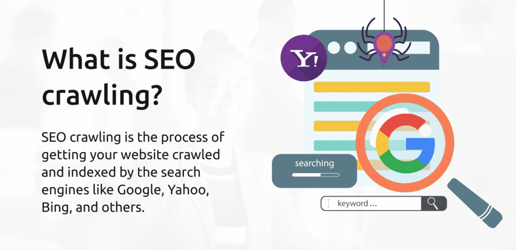 What is SEO crawling